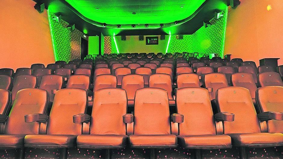 Comet Cinecenter